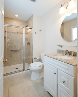 Pennsylvania Bathroom Renovation | Tilghman Builders