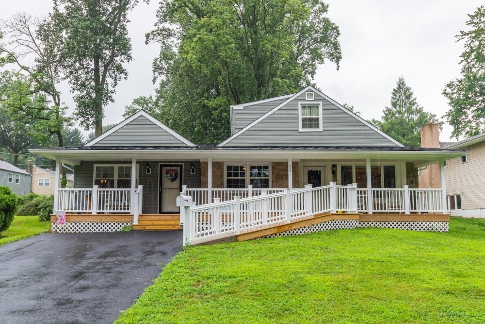 Pennsylvania In-Law Suite Addition | Tilghman Builders Design + Build Firm in Eastern PA