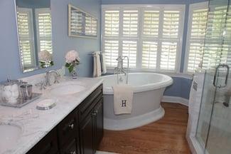 Hidden Pond Bathroom