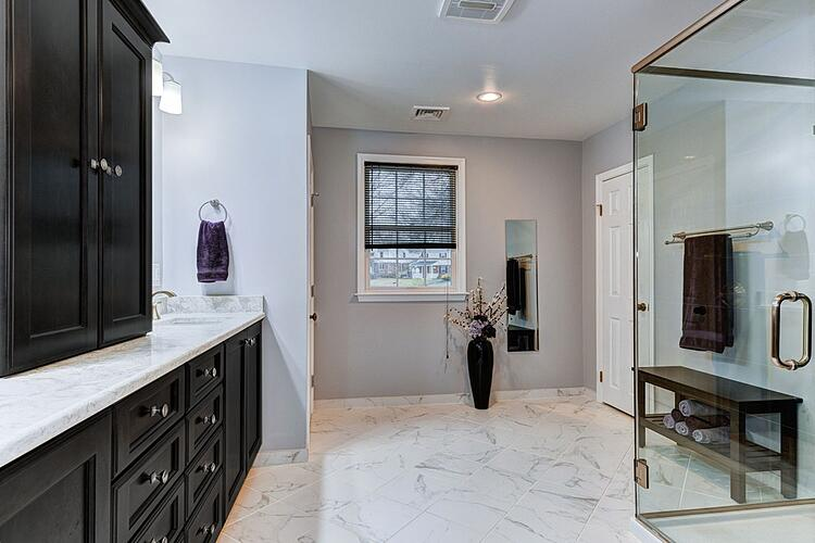 Master Suite Addition | Master Bathroom | Petty Lane Project