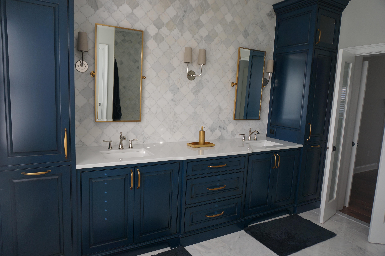 Toscano Bathroom After
