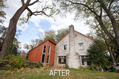 Meetinghouse Addition - Tilghman Builders