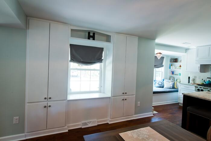 Oreland Mill Built Ins - Tilghman Builders