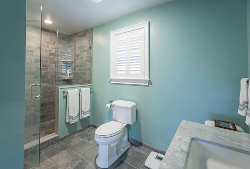 Buttonwood Bathroom - Tilghman Builders