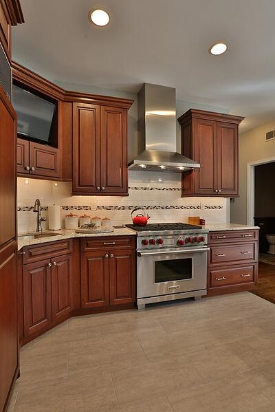 Douglas Kitchen | Materials for Custom Kitchen Remodel | Tighman Builders Kitchen Contractors Montgomery County