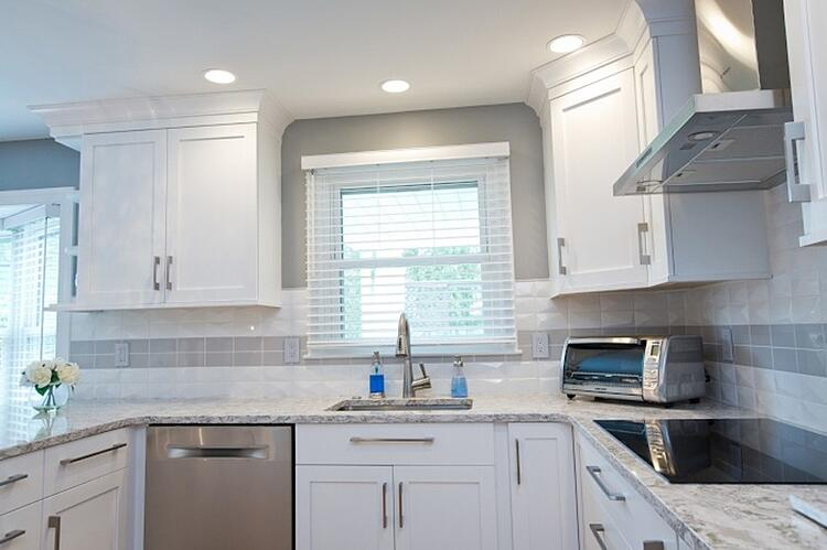kitchen remodel - countertop appliances - toaster oven