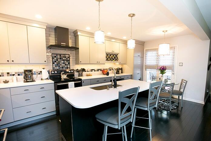 Larkspur Kitchen | Materials for Custom Kitchen Remodel | Tighman Builders Kitchen Contractors Bucks County
