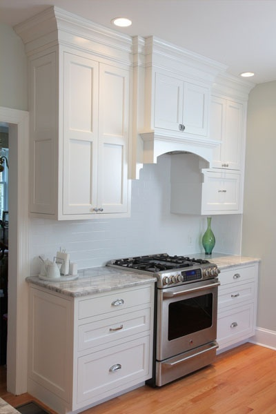 Linda Vista Kitchen | Materials for Custom Kitchen Remodel | Tighman Builders Kitchen Contractors Montgomery County