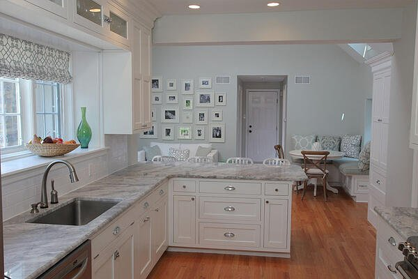 Sample Home Remodel: Linda Vista Kitchen