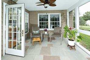 Bucks County Screened In Porch Addition | Tilghman Builders