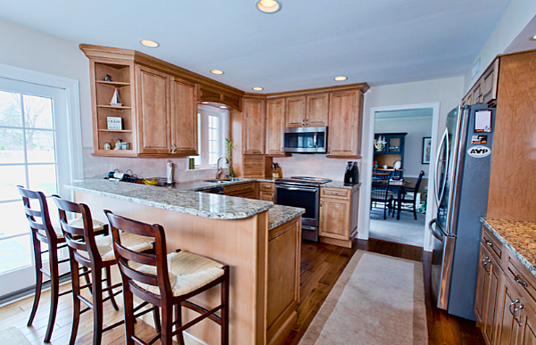 Pennsylvania Kitchen Renovation | Tilghman Builders