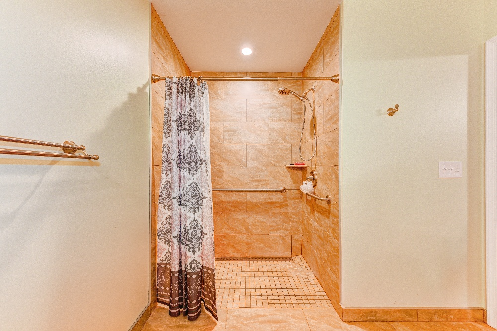 Accessible bathroom for multigenerational living