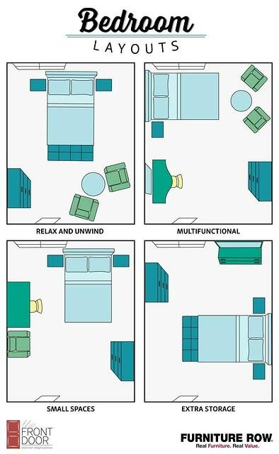 Design The Perfect Master Bedroom Layout