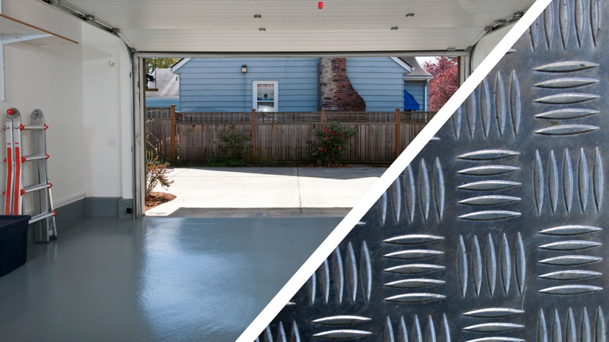 Coating or Covering? Best Flooring Options for Garage Additions