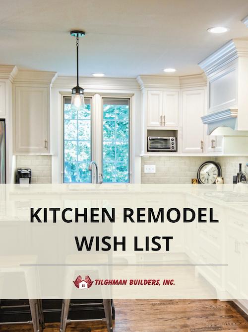 Edit-Kitchen Remodel Wishlist
