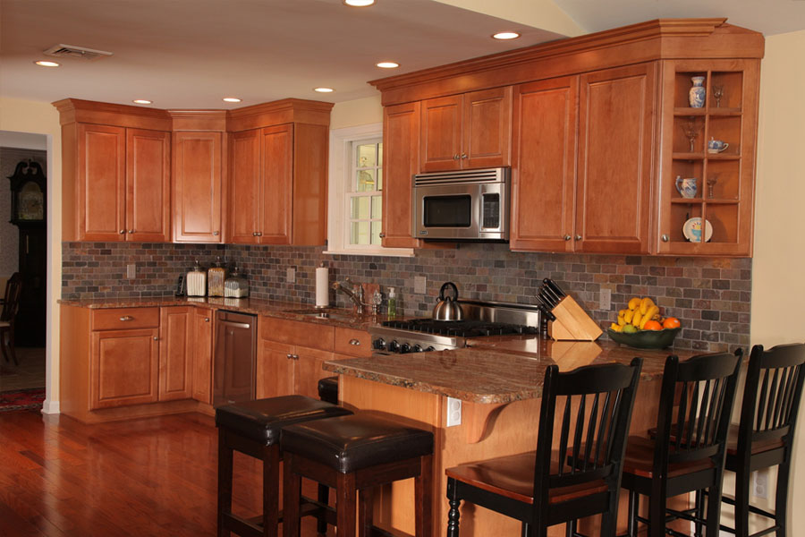 Custom Kitchen Remodeling Contractors Bucks County Pa