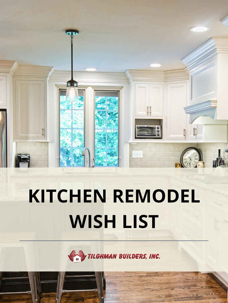 Kitchen Remodel Wishlist
