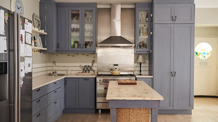 Kitchen Trends - Freestanding Island
