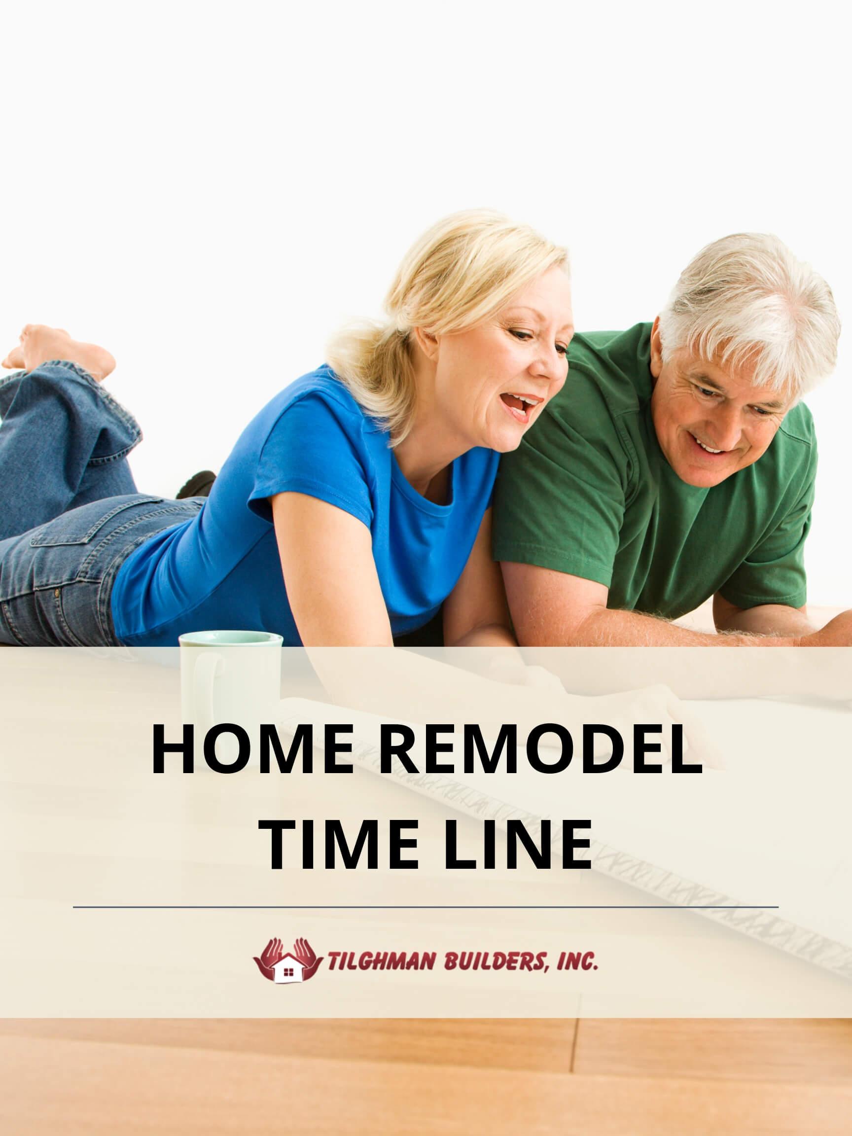 Home Remodel Timeline