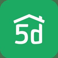 Planner 5D - bathroom design apps
