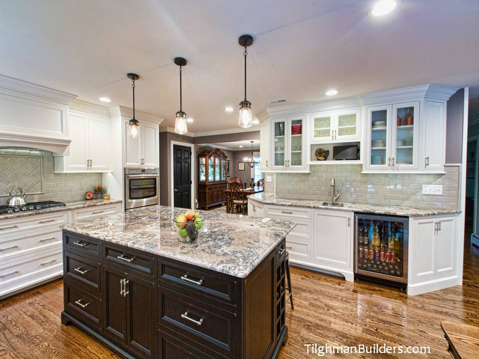 How to Create the Perfect Kitchen Design for Entertaining | Tilghman Builders - Design Build Contractors in Pennsylvania