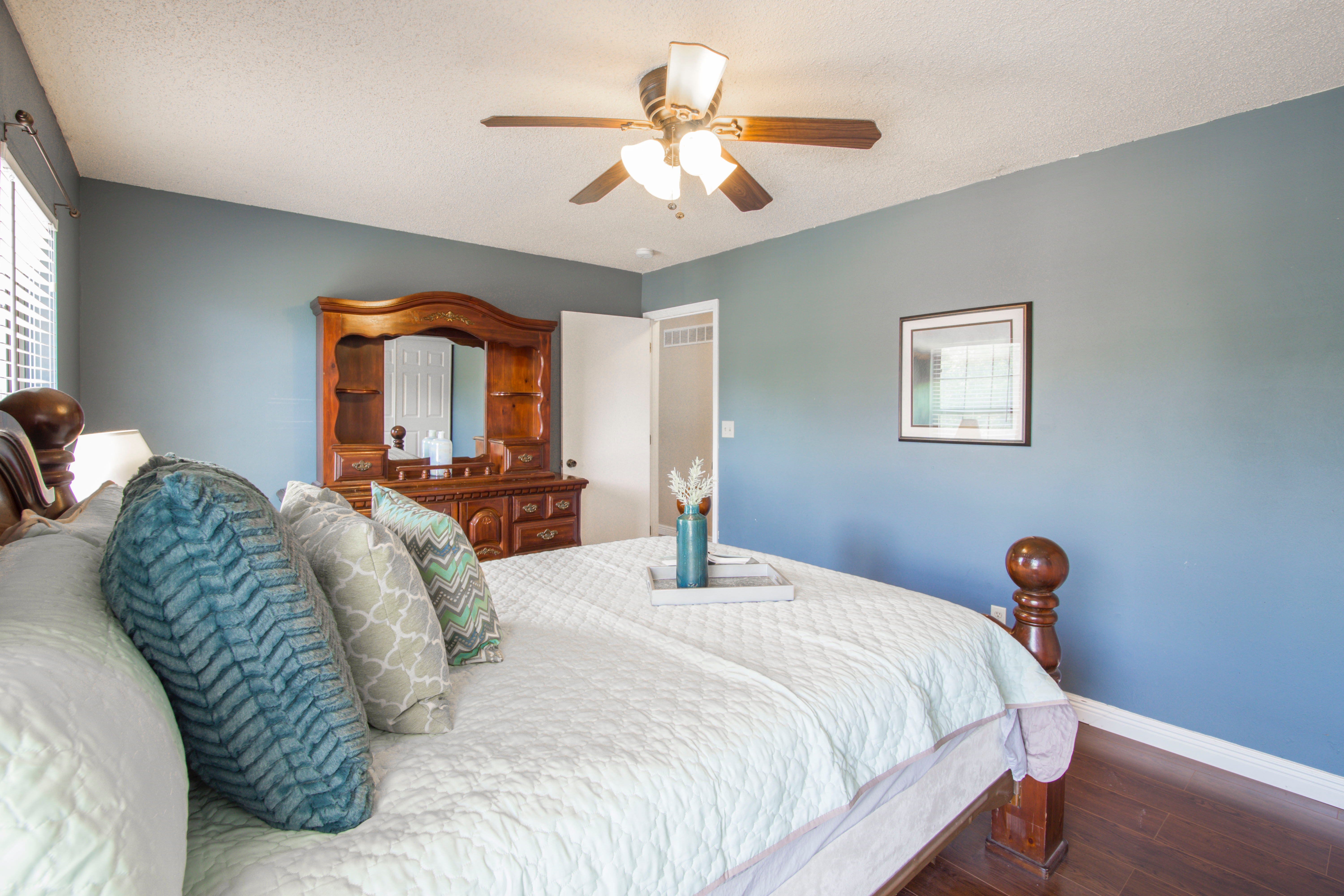 Ceiling Fan - Weather Proofing your Home