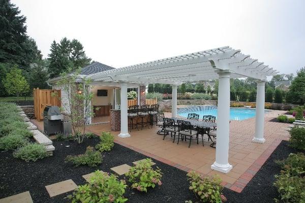 indoor-outdoor living project