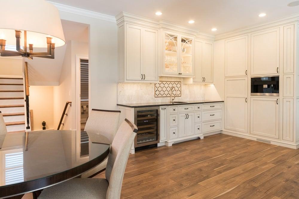 Laminate Flooring vs. Hardwood in the Kitchen: Pros & Cons
