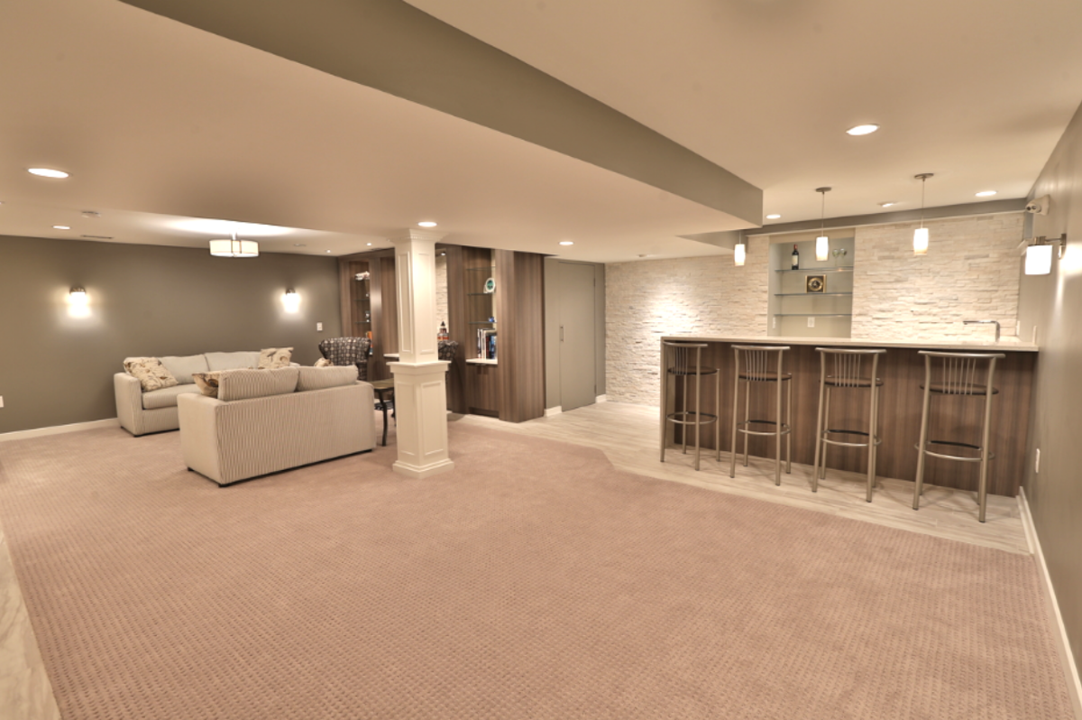 5 Basement Design Tips to Create a Homey Space for Your Guests