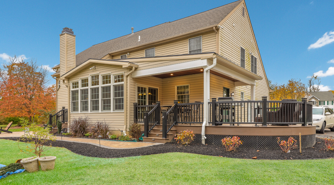 Case Study: How a Kitchen and Laundry Addition Transformed a Montgomery County Home