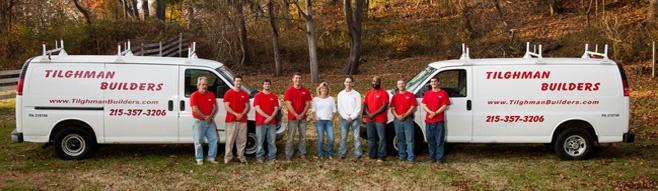 renovation company bucks county