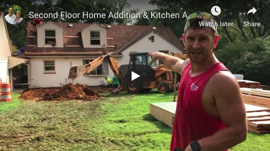 Vlog: Masons Mill 2nd Floor Expansion and Kitchen Addition