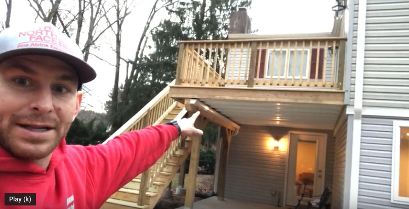 Vlog: Glenside In-Law Suite Addition