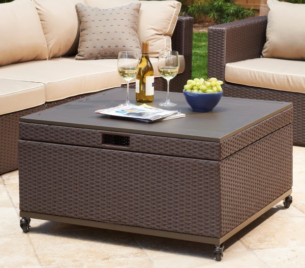 4 Storage Ideas for Your Outdoor Space